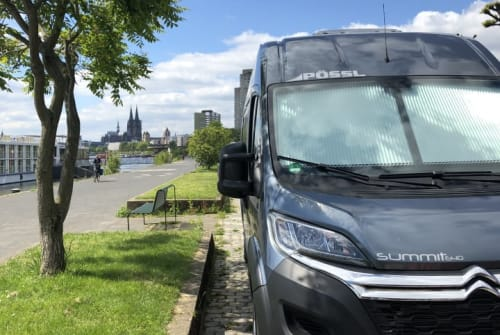 Buscamper Pössl Pössi in Oftersheim huren van particulier