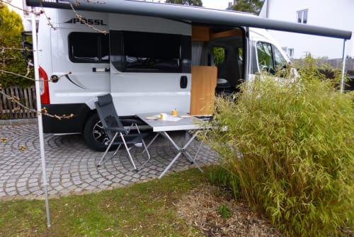 Buscamper Pössl D-Line Micki in Landsberg am Lech huren van particulier