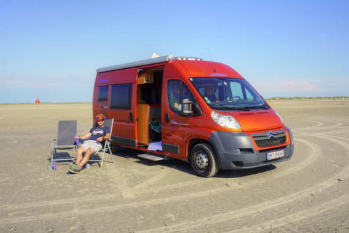 Buscamper Pössl Pössl 2win in Hartberg huren van particulier