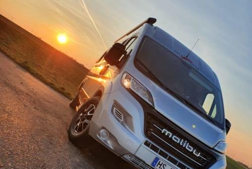 Buscamper Malibu  Malibu in Heinsberg huren van particulier