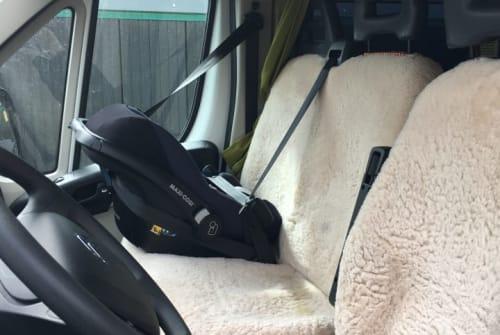 Buscamper Citroen CamperVan in Hannover huren van particulier