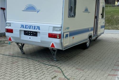 Caravan Adria Murtal Chill in Seckau huren van particulier