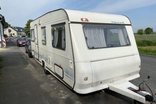 Caravan Adria Pfotentaxi in Mönchengladbach huren van particulier