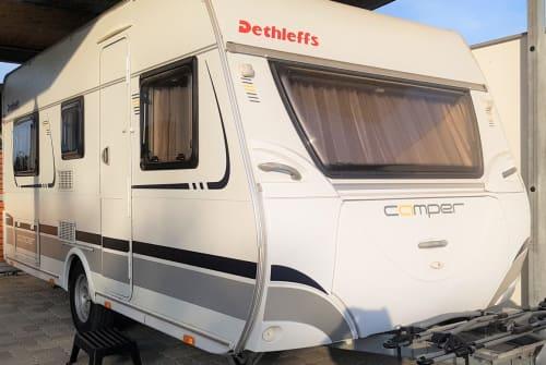 Caravan Dethleffs Dethleffs  in Weikendorf huren van particulier