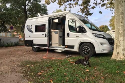 Buscamper Chausson  Camper  in Hannover huren van particulier