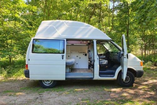 Kampeerbus VW Wilma  in Mainz huren van particulier