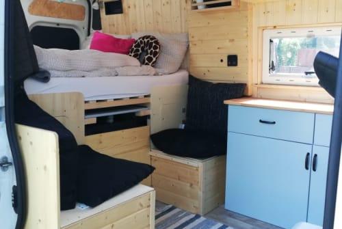 Buscamper Citroen Chrissis_Camper in Mönchengladbach huren van particulier