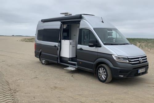 Buscamper VW Mister Big 2.0 in Hemmingen huren van particulier
