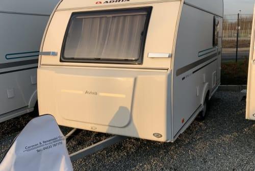 Caravan Adria Womotion 4 in Achim huren van particulier