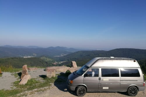 Kampeerbus VW  Hermes in Lage huren van particulier