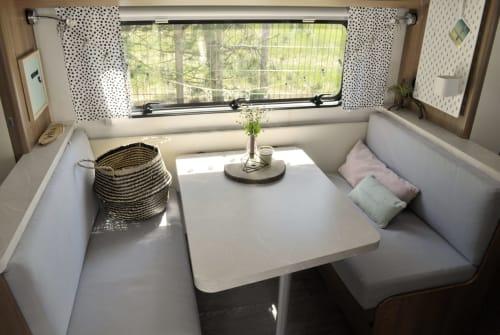 Caravan Hobby WILLA in Rellingen huren van particulier