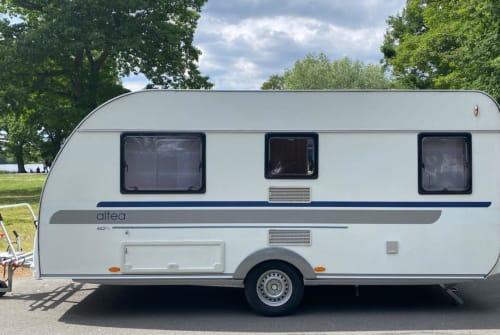 Caravan Adria Paco in Nürnberg huren van particulier