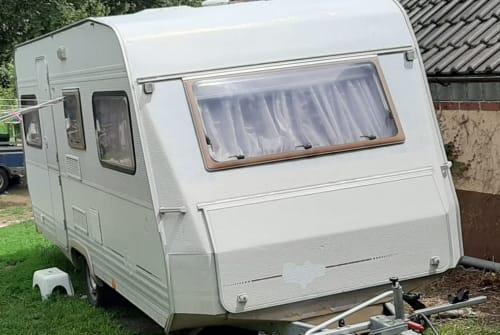 Caravan Dethleffs Detthi in Kirkel huren van particulier
