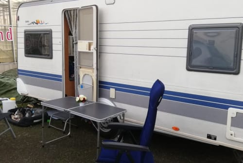 Caravan Hobby Wohny in Weilerswist huren van particulier