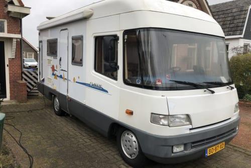 Integraal FFB 580 Never to old  in gemeente Groningen huren van particulier