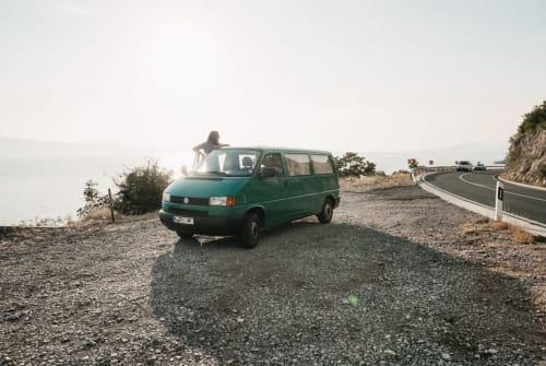 Buscamper VW Vida Verde in München huren van particulier