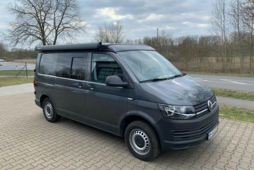 Kampeerbus VW Bulli Bulli in Hamburg huren van particulier