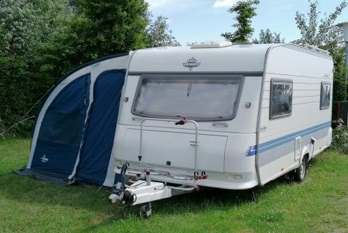 Caravan Hobby Pauline in Bollingstedt huren van particulier