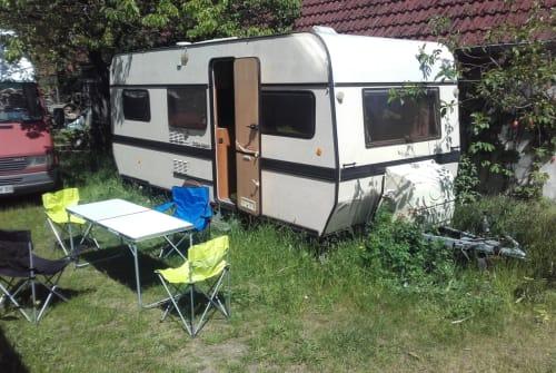 Caravan Eriba-Hymer Eriba-Hymer Nova C 520 in Hanshagen huren van particulier