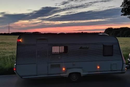 Caravan Lmc Münsterland Molo in Ellerau huren van particulier