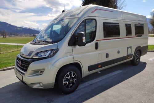 Buscamper Roller Team Livingstone DUO in Wendeburg huren van particulier