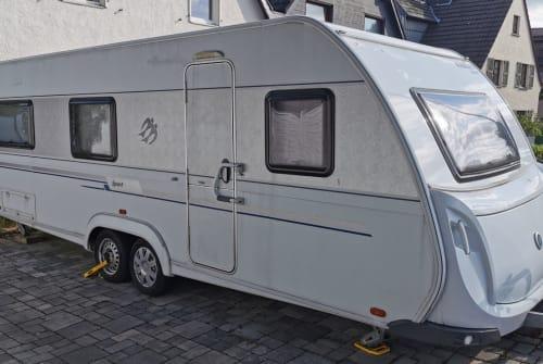 Caravan Knaus Woozel in Bergisch Gladbach huren van particulier