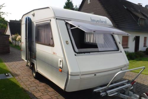 Caravan Beyerland Beyerland 2038 in Dortmund huren van particulier