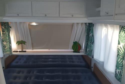 Caravan Adria 5003 Cristina in Lotte huren van particulier