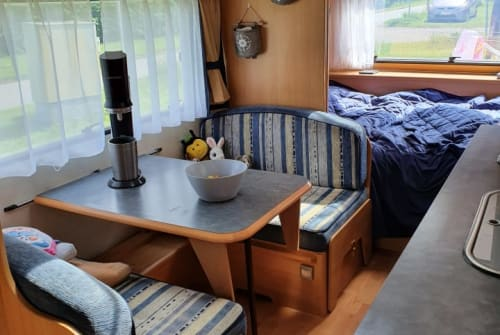 Caravan Adria Wohni in Schloen-Dratow huren van particulier