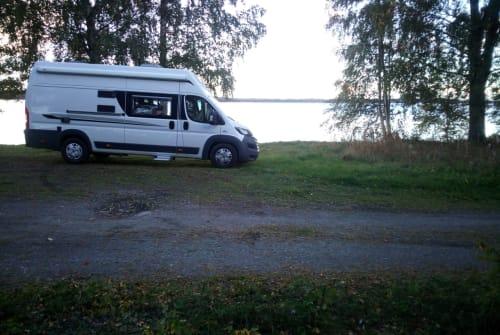Buscamper la strada  Usedomer Jung in Wolgast huren van particulier