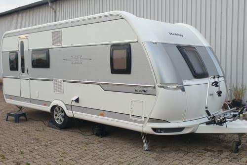 Caravan Hobby Hobby 560 Kmfe in Werther huren van particulier