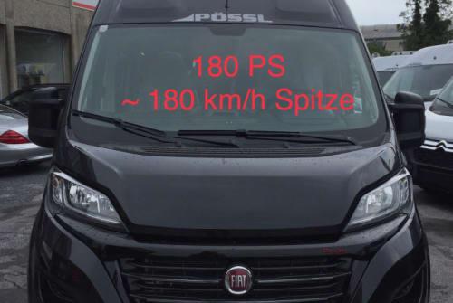 Buscamper Pössl Black Panther in Graz huren van particulier