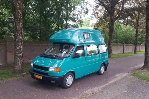 Kampeerbus Volkswagen Nieuw: Summer in Mierlo huren van particulier