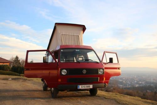 Kampeerbus Volkswagen Heiko  in Margareten huren van particulier
