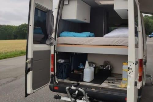 Buscamper Volkswagen Eltee  in Löhne huren van particulier