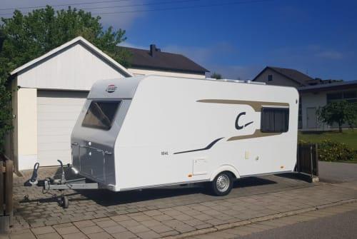 Caravan Carado Bobbybob in Pielenhofen huren van particulier