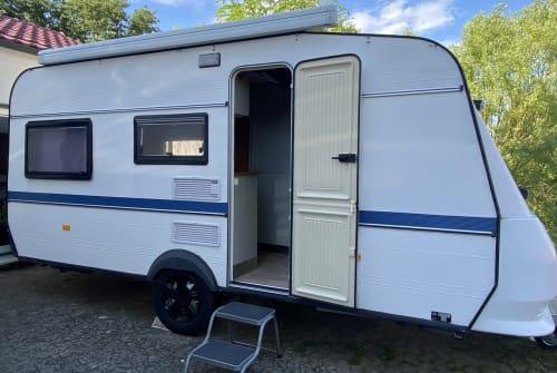 Caravan Hobby Woni  in Neudrossenfeld huren van particulier