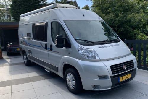 Buscamper Adria  Adria Twin 600 in Voorburg huren van particulier