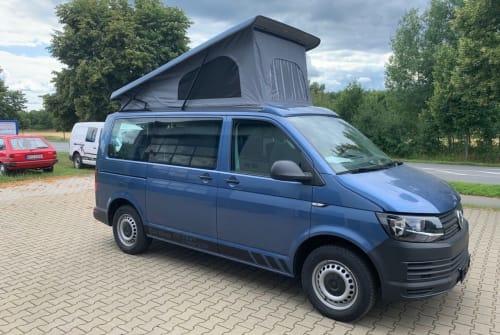 Kampeerbus VW VW T6 Camper in Eichenzell huren van particulier
