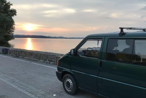 Kampeerbus VW Scotty in Anthering huren van particulier