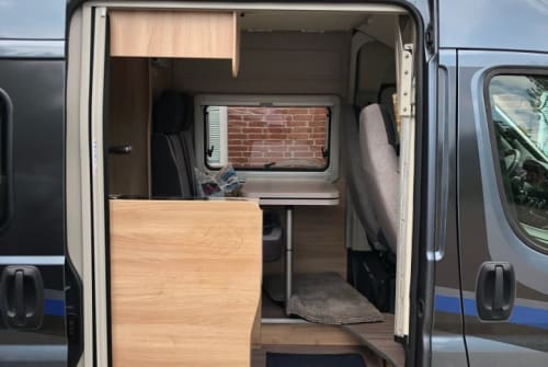 Buscamper Knaus Freedtjof in Braunschweig huren van particulier