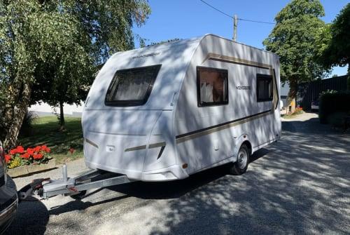 Caravan Weinsberg Vakantie in Overath huren van particulier