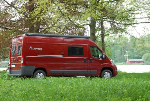 Buscamper Clever Kumpel Anton in Essen huren van particulier