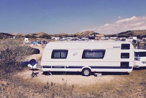 Caravan Dethleffs Dethleffs Camper 560 FMK 2017 in Schüttorf huren van particulier
