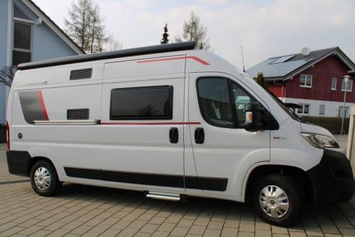 Buscamper Roller Team Livingstone in Sigmaringen huren van particulier