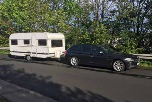 Caravan TEC TEC-Oldie in Friedberg (Hessen) huren van particulier