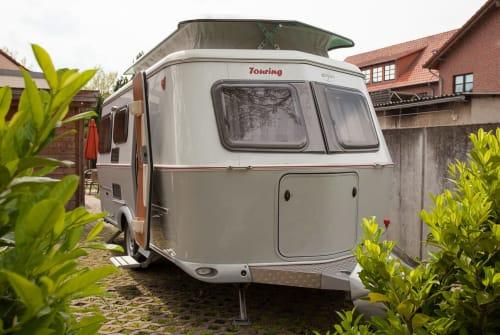 Caravan Hymer/ Eriba Touring Troll in Detmold huren van particulier