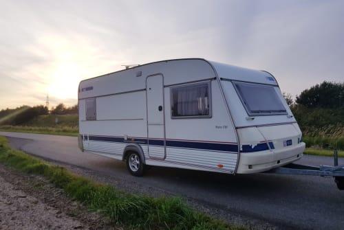 Caravan Wilk Wilk 510 Stern in Rostock huren van particulier
