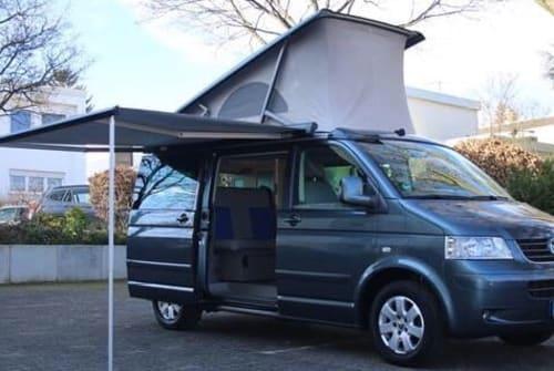 Kampeerbus Volkswagen Minga Cali   in München huren van particulier