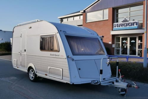 Caravan KIP ReiseShuttle in Hohentengen huren van particulier